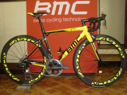 自転車の 小野田坂道 自転車 bmc : ... BMC SLR01イエロー 日本限定7台